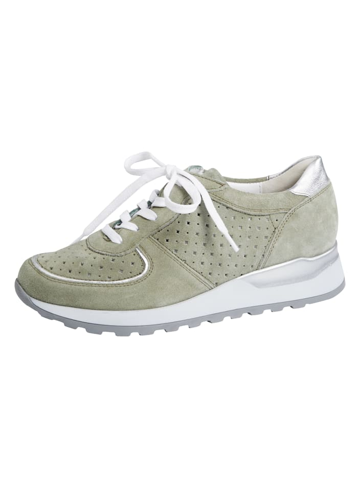 Waldläufer Lace-up shoes, Green