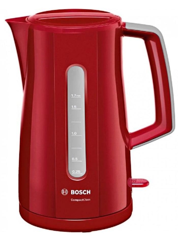Bosch Waterkoker TWK3A014, rood