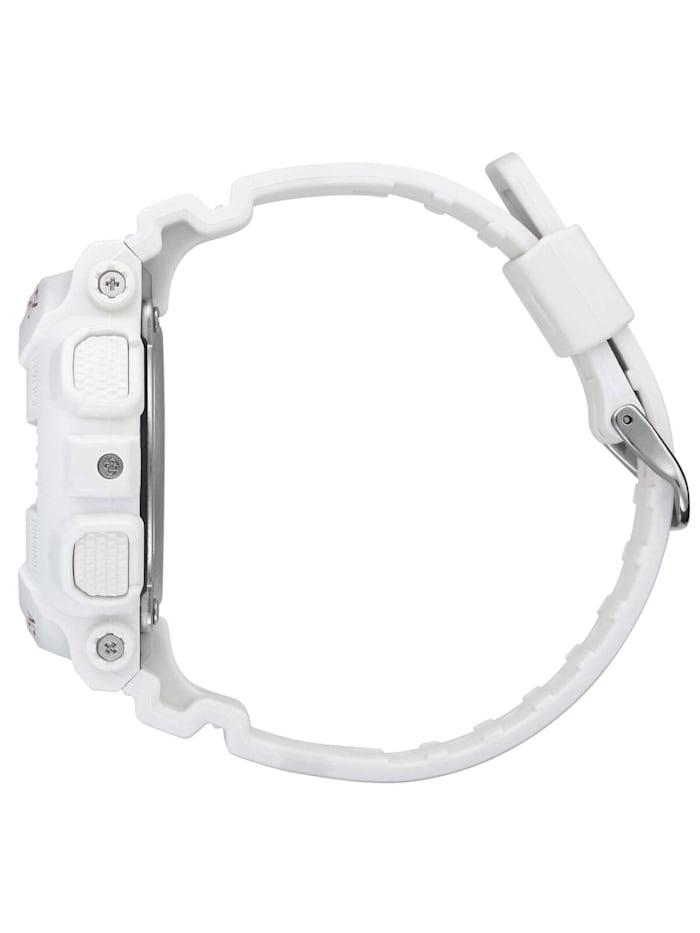 G-Shock Woman Classic Damen-Digitaluhr Weiß