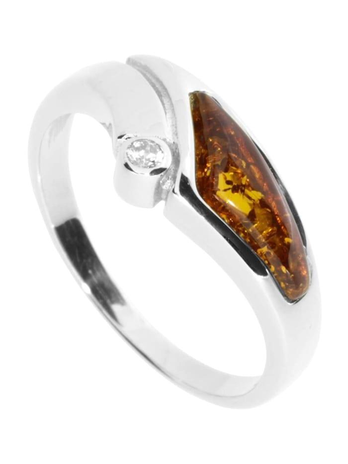 OSTSEE-SCHMUCK Ring - Agneta - Silber 925/000 -, silber