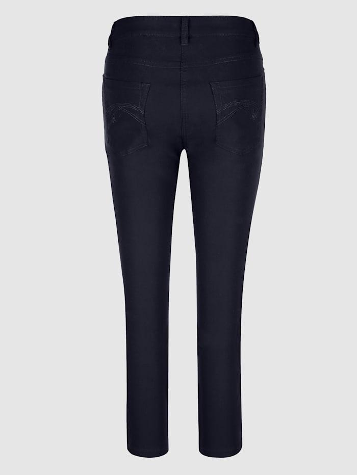 3/4-broek in Laura Slim model