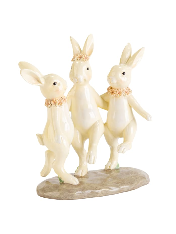 Décoration lapins