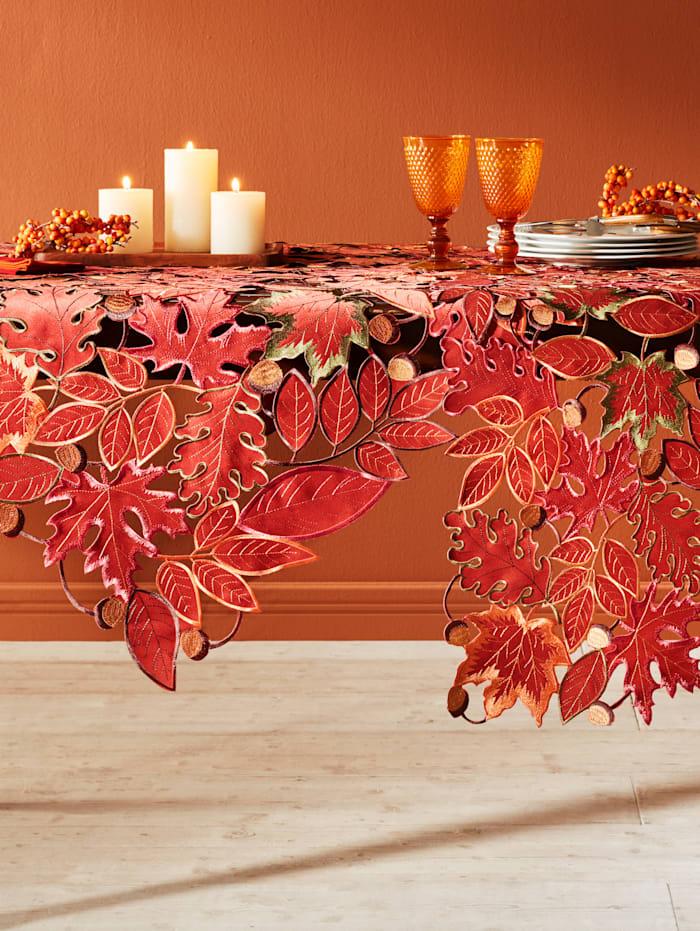 Webschatz Linge de table 'Aki', Marron/autres
