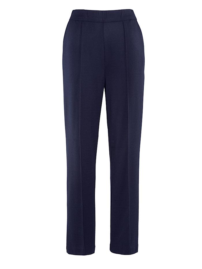 Dannecker Leisure Trousers, Navy