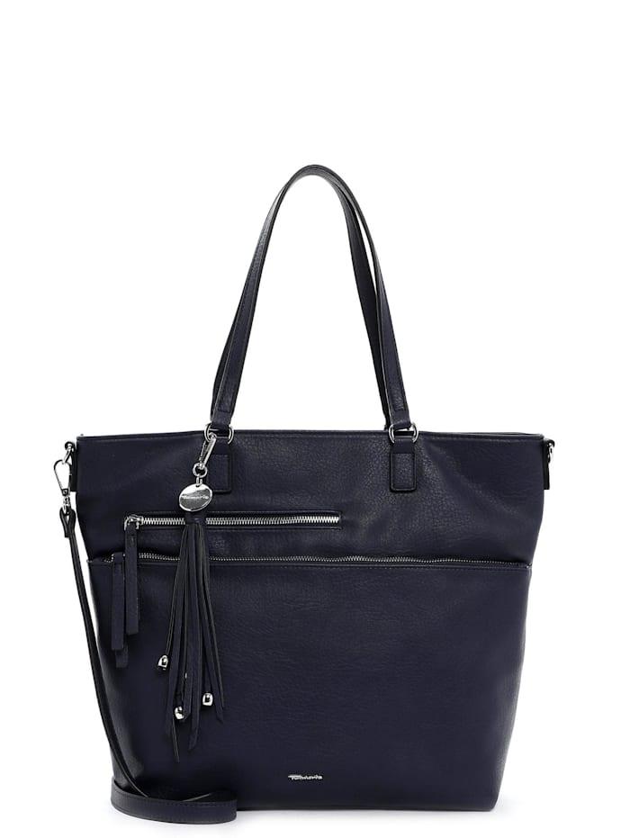Tamaris Shopper Adele, blue 500