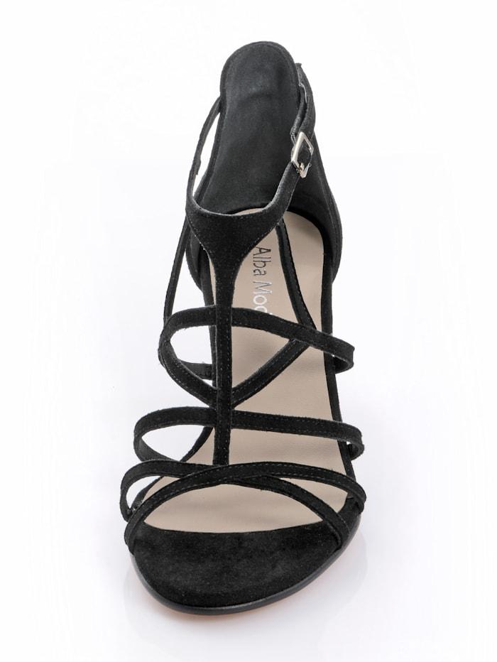 Sandalette im femininen Design