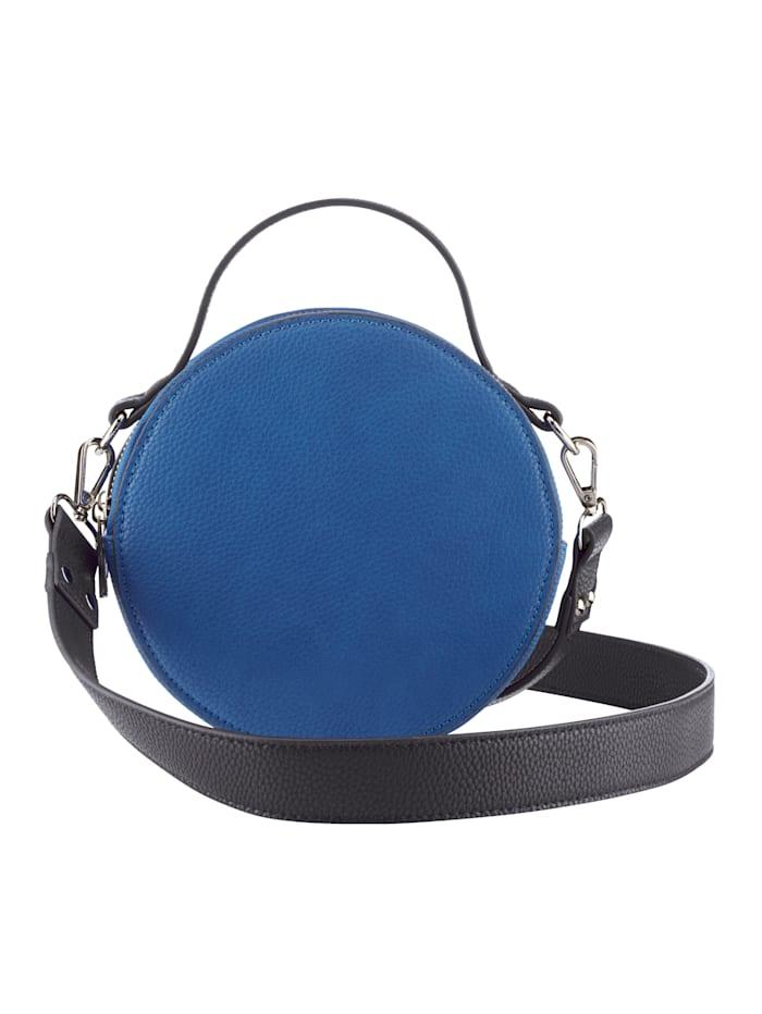 Collezione Alessandro Schoudertas in modern model, royal blue