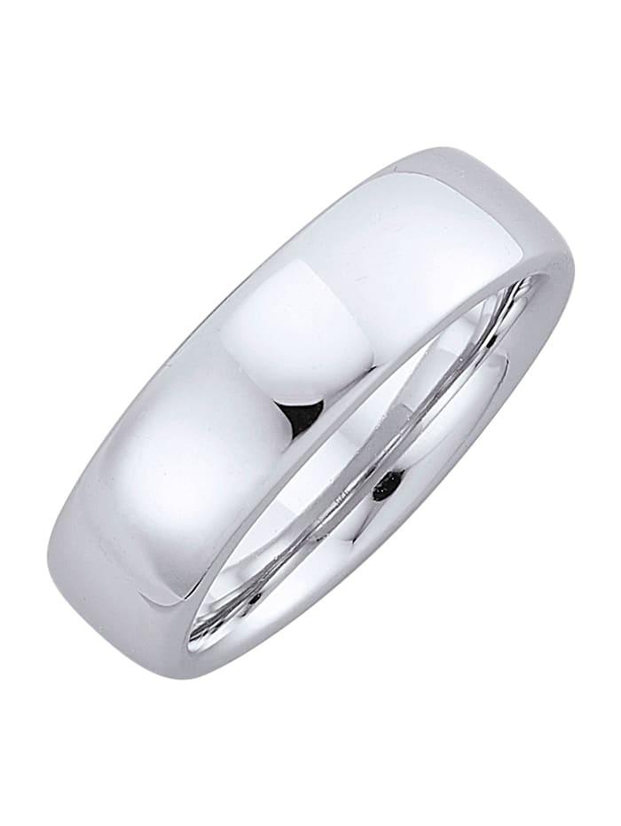 Förlovningsring i silver 925, Silverfärgad