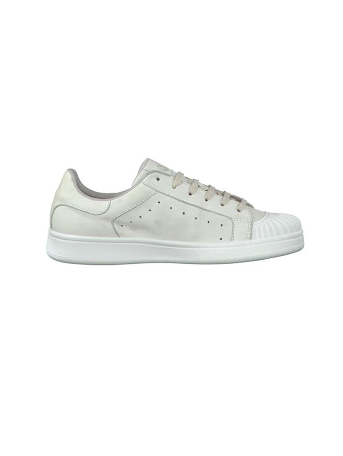 Tamaris sneaker Leder Sneaker Weiß mit YOGA-IT Sohle 1-23637-28 100 White, White