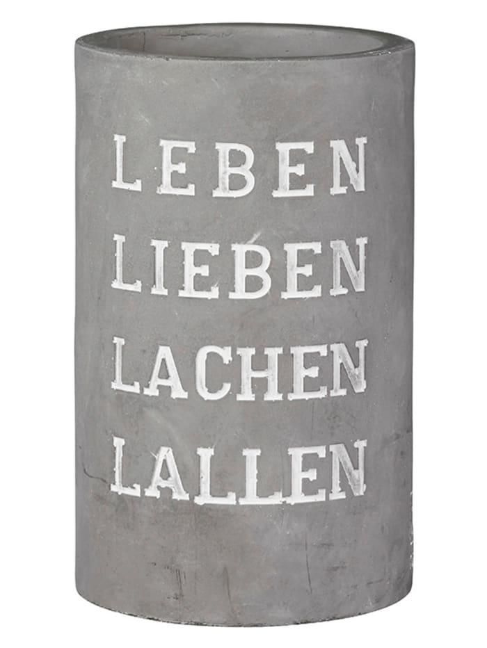 räder Flaschenkühler, grau