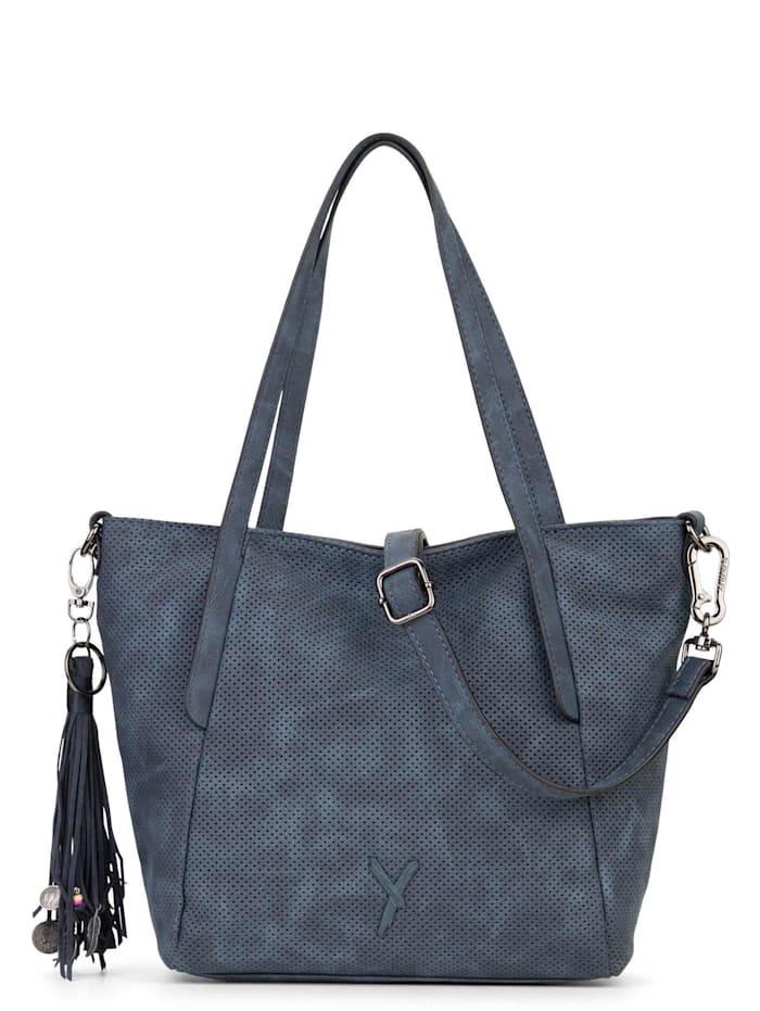 SURI FREY SURI FREY Shopper Romy Uni, blue 500