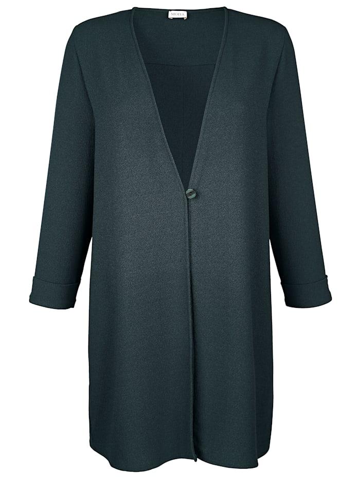 Veste-chemise de coupe longue