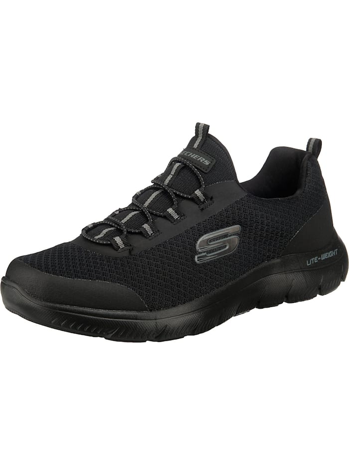 Skechers SUMMITS Sneakers Low, schwarz