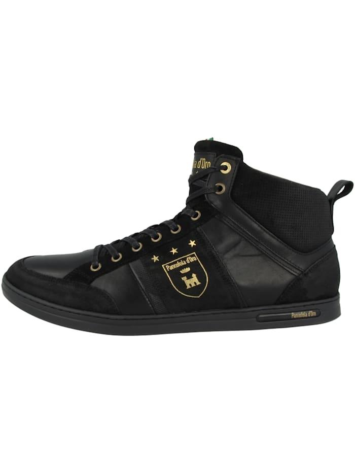 Pantofola d'Oro Sneaker mid Mondovi Uomo Mid XL, schwarz
