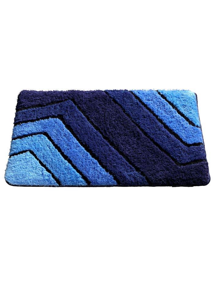 Webschatz Badmatten Qualitz, blauw