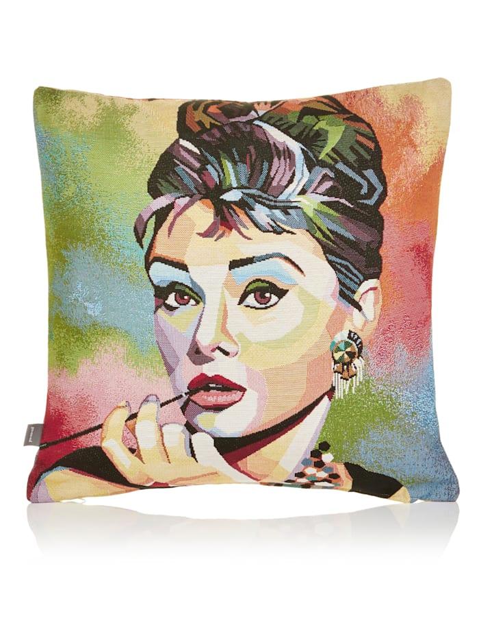 Kissenhülle, Audrey Hepburn