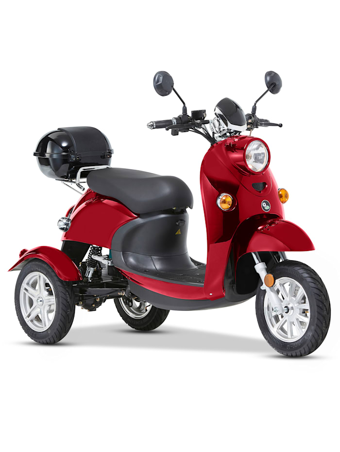 Aktivimo 3-Rad Modena 25 km/h, Rot