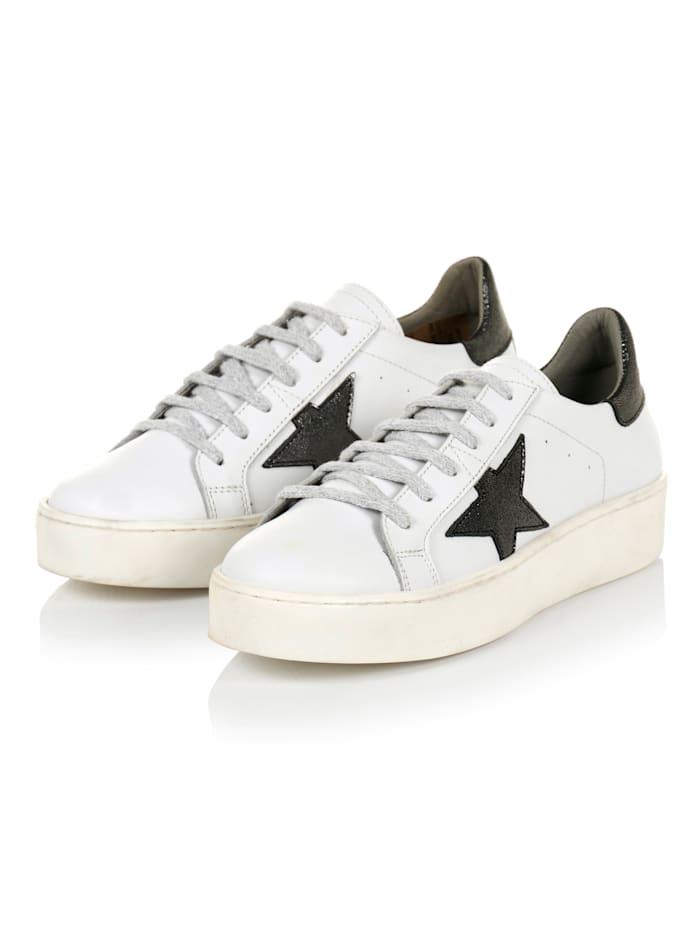 ROCKGEWITTER Sneaker, Weiß