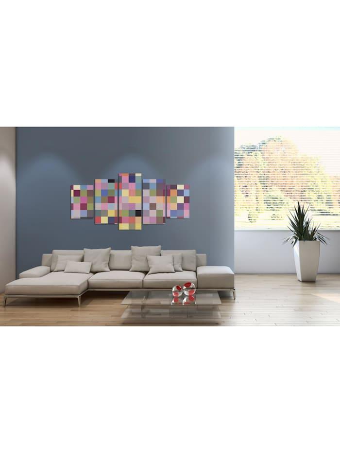 Wandbild Gallery of colors