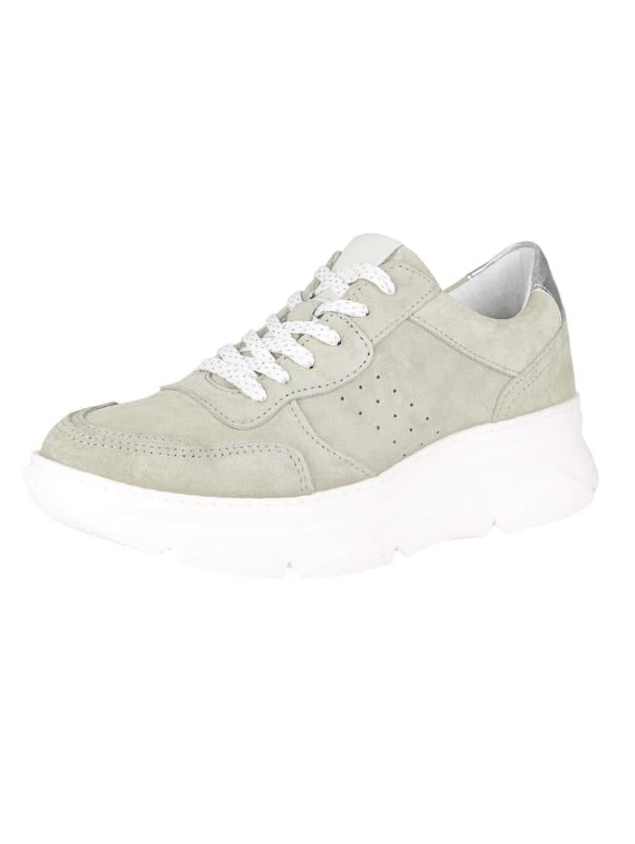 COX Sneaker-Low Trend-Sneaker, grau-mitte