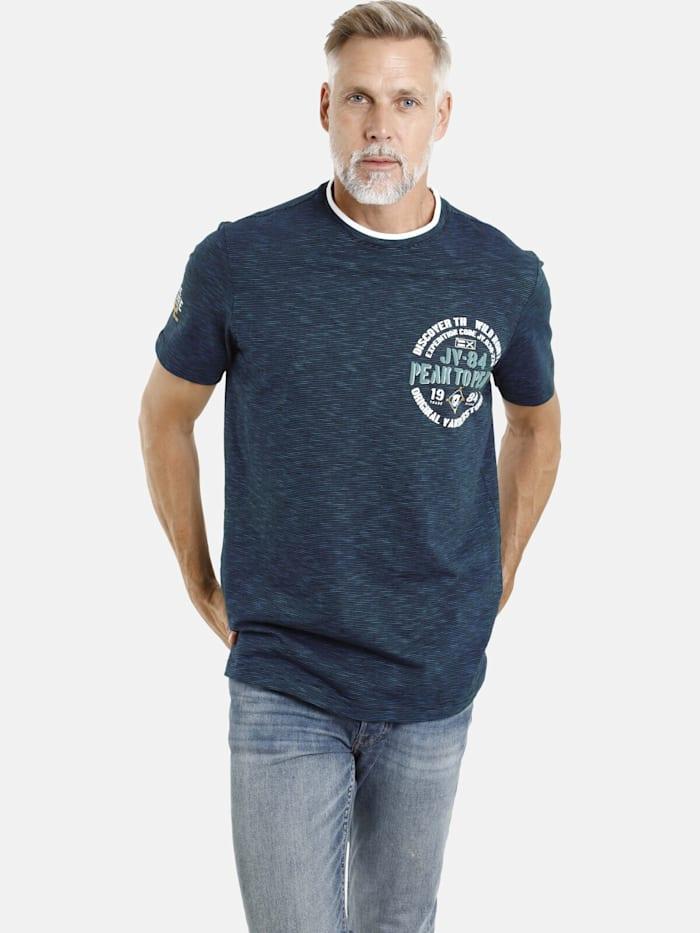 Jan Vanderstorm Jan Vanderstorm T-Shirt ANSGARD, schwarz