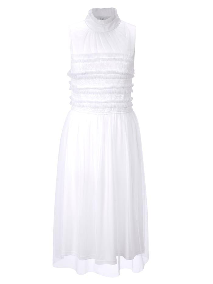 SIENNA Kleid, Off-white