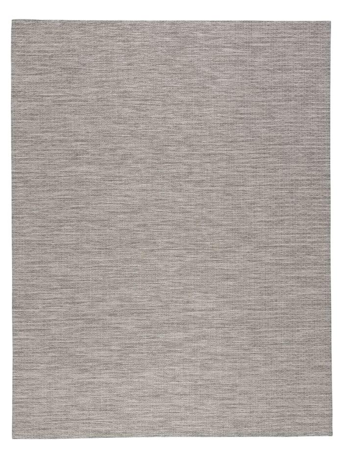 Snapstyle Vinyl Teppich Modern Meliert, Grau