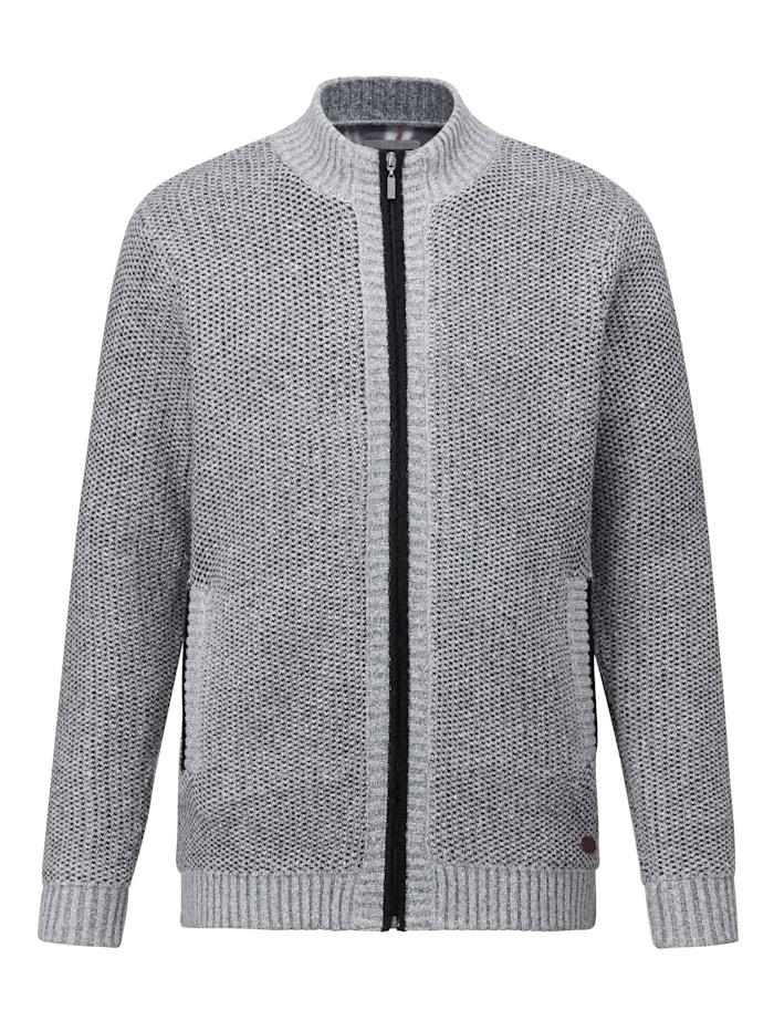 BABISTA Vest met warme fleece voering, Grijs