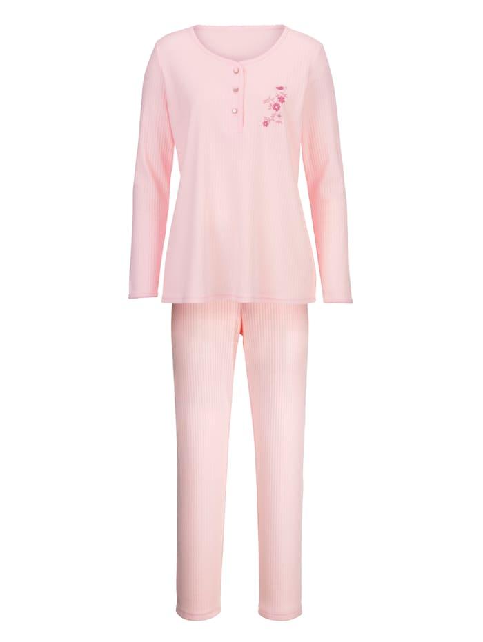 Harmony Kohoraidallinen pyjama, roosa