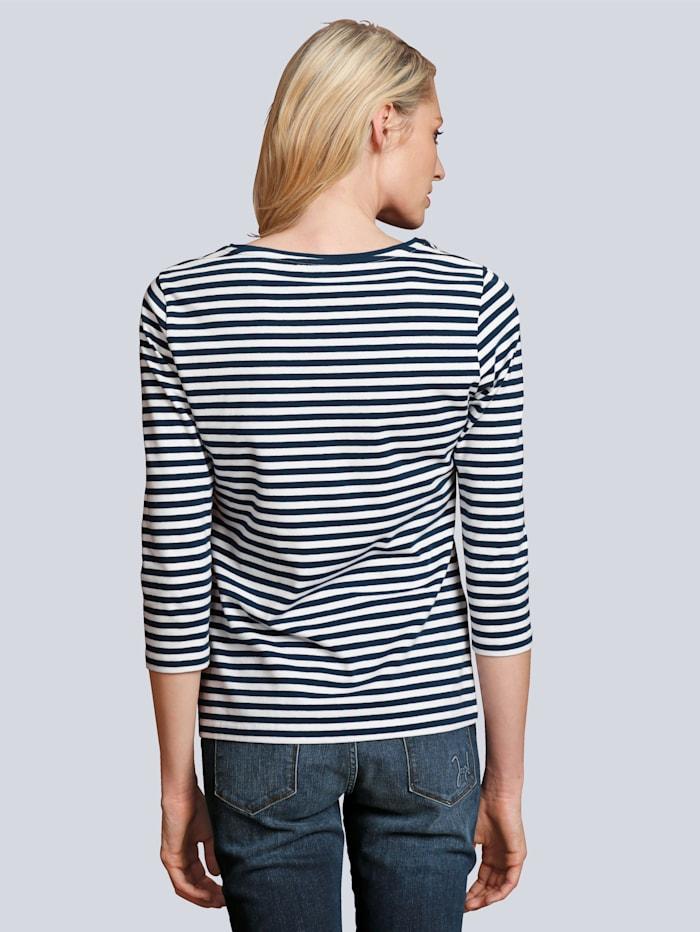 T-Shirt im Ringel-Dessin