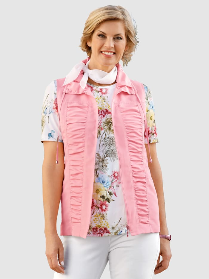 Quilted Gilet Very versatile