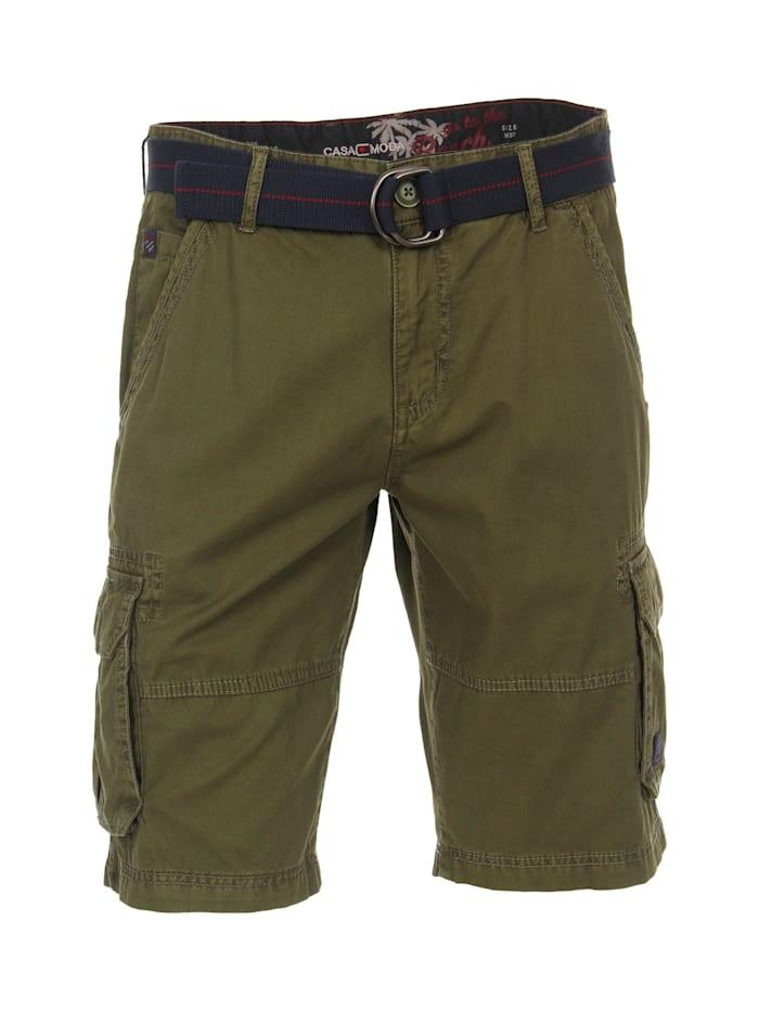 CASAMODA Shorts uni, Olive