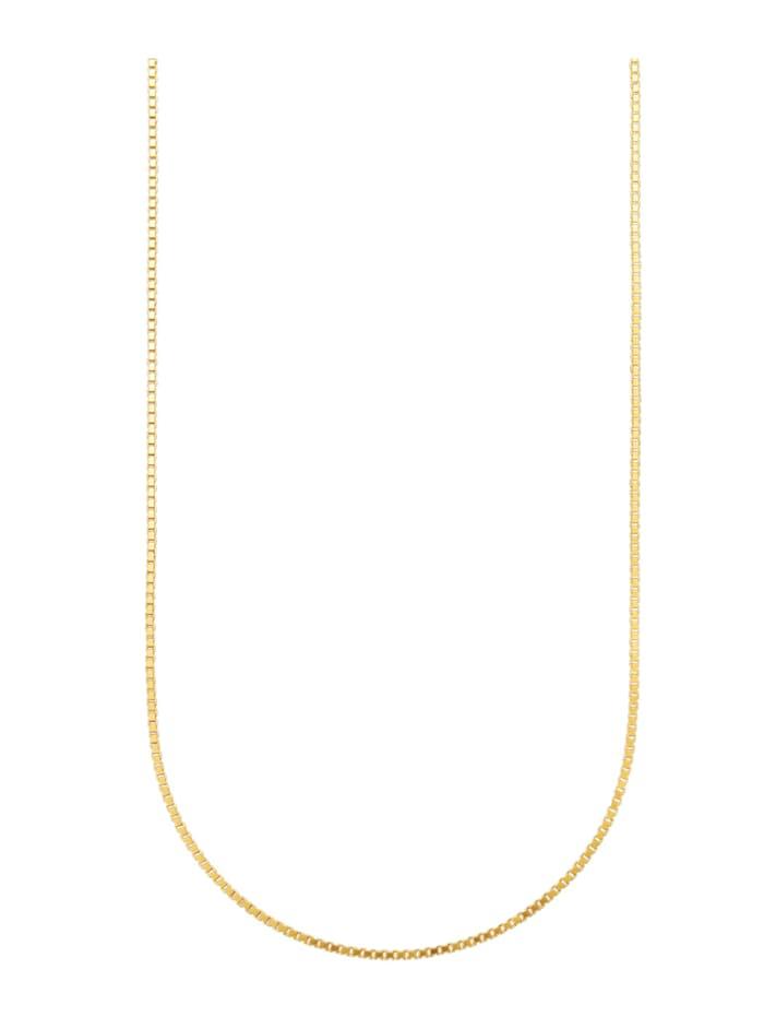 Diemer Gold Venezianerkette in Gelbgold 585, Gelbgoldfarben