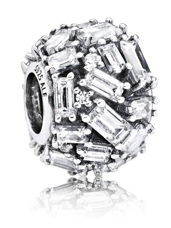 Pandora Charm -Eleganz-, Weiß