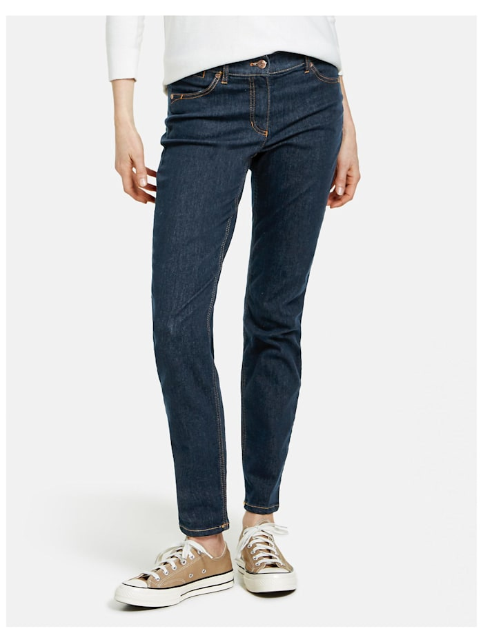 Gerry Weber Jeans Skinny Fit4me, Dark Denim