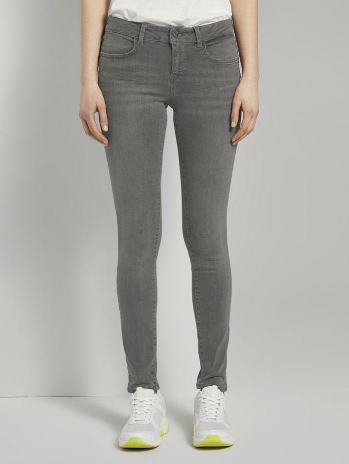 Tom Tailor Denim Jona Extra Skinny Jeans, grey denim