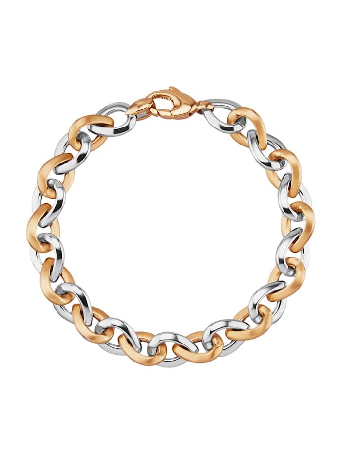 Diemer Gold Ankerarmband in Gelbgold 585, Gelbgoldfarben