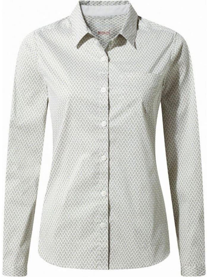 Regent Regent Hemd NosiLife Verona Long Sleeved, Weiß