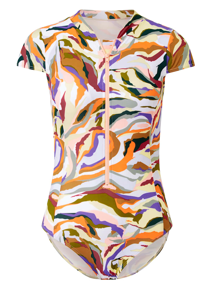 BEACHLIFE Badeanzug, Multicolor