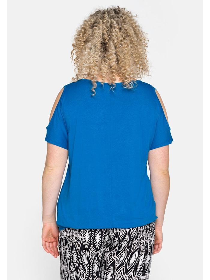 Sheego Strandshirt