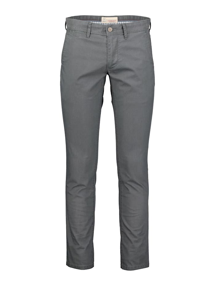 Redpoint superleichte modische Stretch Chino Jasper, grey