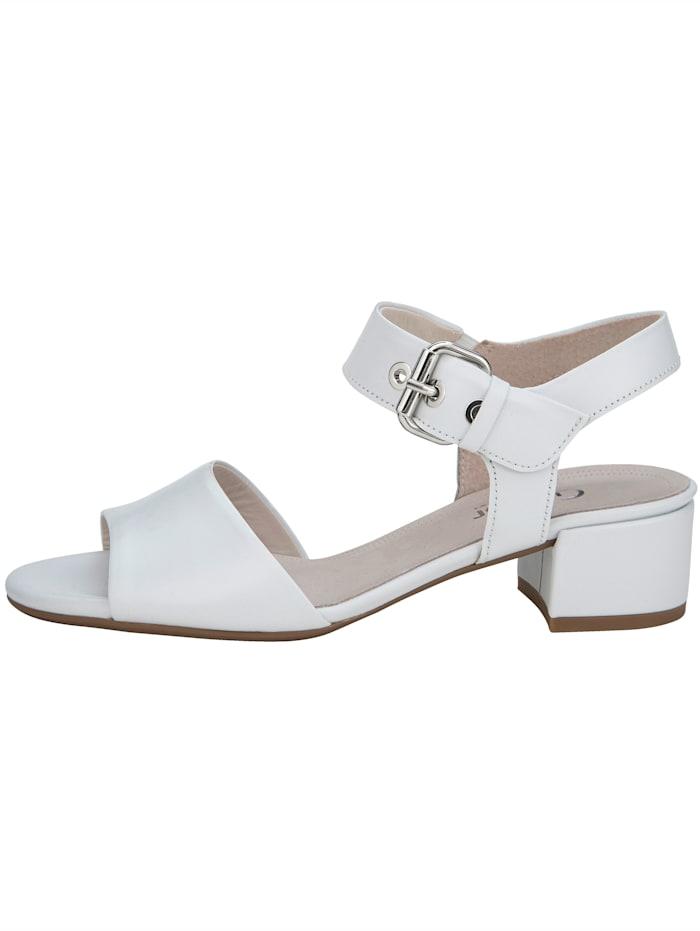 Sandales à bride talon réglable