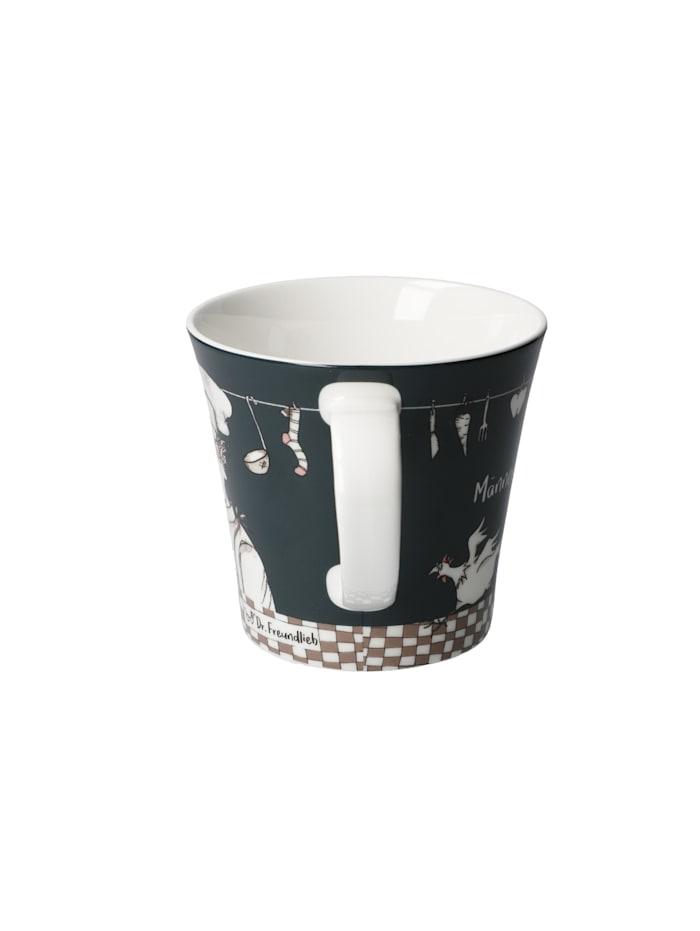 """Goebel Coffee-/Tea Mug Barbara Freundlieb - """"Männer sind unwiderstehlich"""""""
