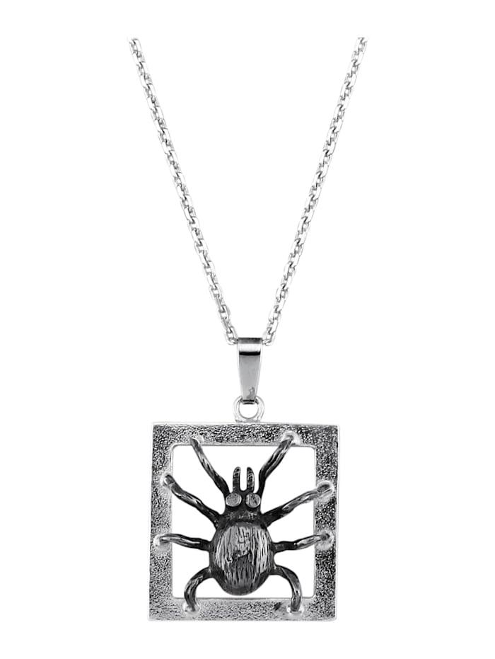 Ursula Christ Anhänger mit Kette in Silber 925, Silberfarben