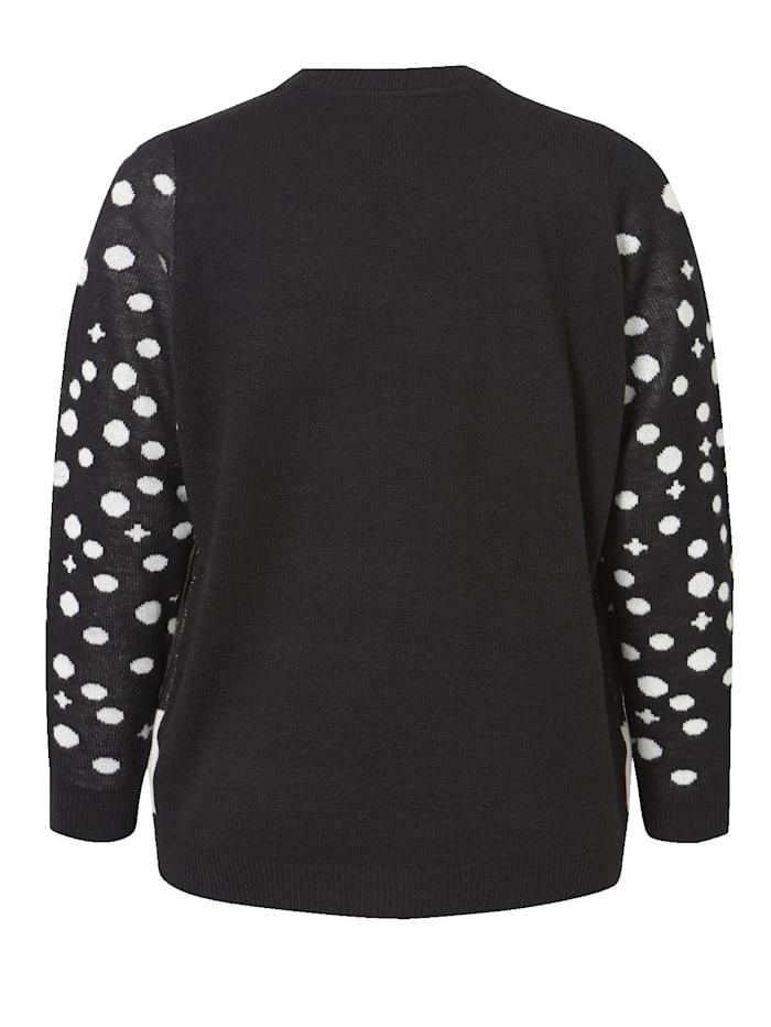 Pullover mit Rentier Motiv
