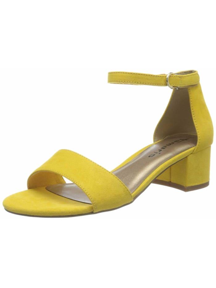 Tamaris Sandale von Tamaris, gelb
