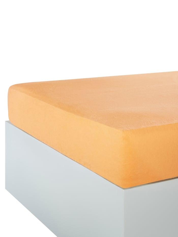 Webschatz Strekklaken, oransje
