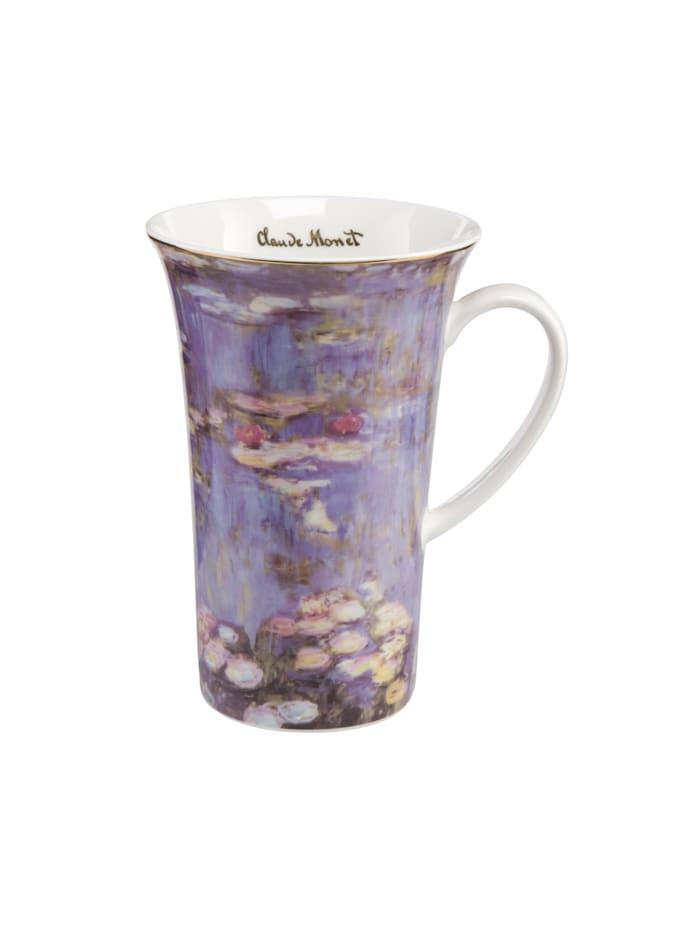 Goebel Goebel Künstlertasse Claude Monet - Seerosen II, Monet - Seerosen