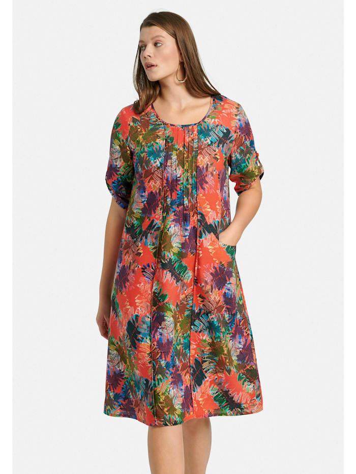 Kleid aus 100% Leinen