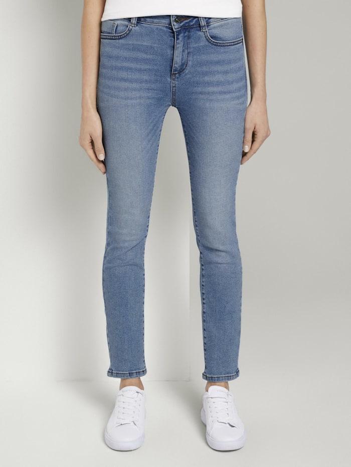 Tom Tailor Kate Slim Jeans, light stone wash denim